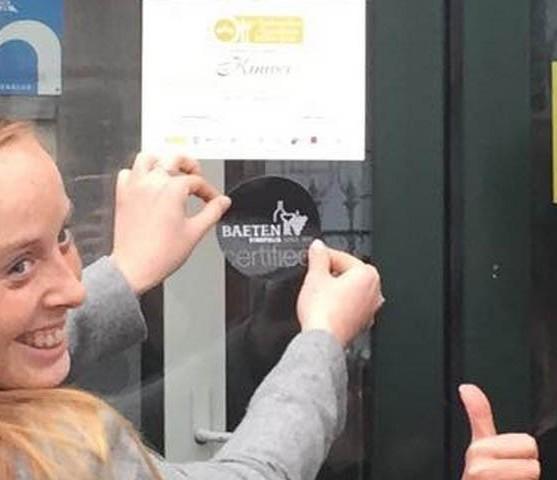 BAETEN ON TOUR - Hotel De Spaenjerd in Ophoven wijn-gecertificeerd