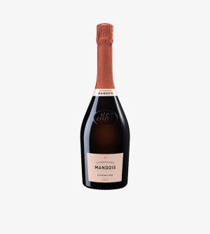Champagne Mandois Cuvée Victor rosé Brut