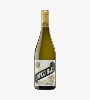 Lopez de Haro Rioja Blanco Barrica