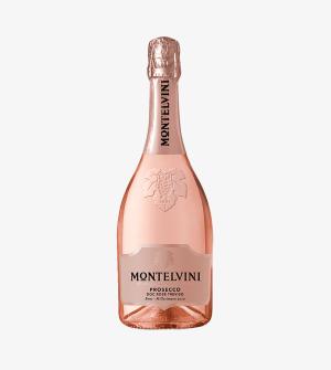 Montelvini Serinitatis Prosecco Rosé Treviso Brut